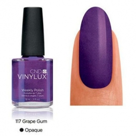 VINYLUX CND, Grape Gum, №117