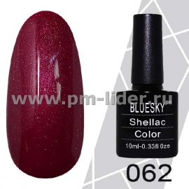 Гель-лак Shellac BlueSky (Серия М) №062