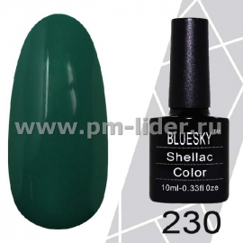 Гель-лак Shellac BlueSky (Серия М) №230