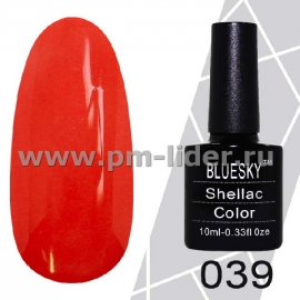 Гель-лак Shellac BlueSky (Серия М) №039