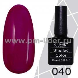 Гель-лак Shellac BlueSky (Серия М) №040