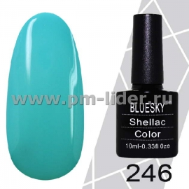 Гель-лак Shellac BlueSky (Серия М) №246