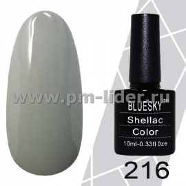 Гель-лак Shellac BlueSky (Серия М) №216