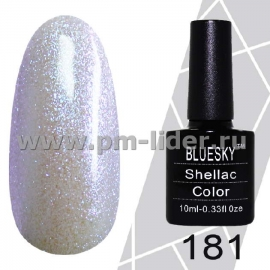 Гель-лак Shellac BlueSky (Серия М) №181