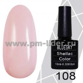Гель-лак Shellac BlueSky (Серия М) №108