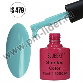 Гель-лак Shellac BlueSky, цвет №479