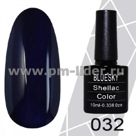 Гель-лак Shellac BlueSky (Серия М) №032