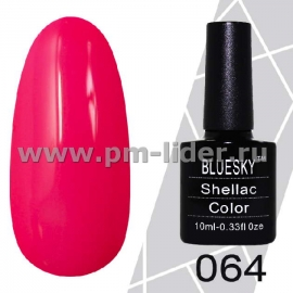 Гель-лак Shellac BlueSky (Серия М) №064