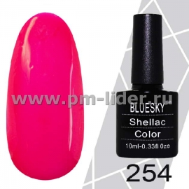 Гель-лак Shellac BlueSky (Серия М) №254