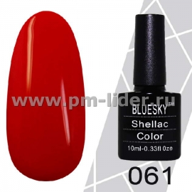 Гель-лак Shellac BlueSky (Серия М) №061