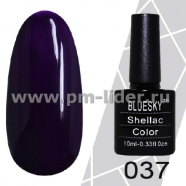Гель-лак Shellac BlueSky (Серия М) №037