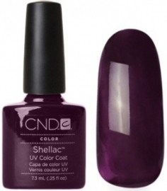 CND Shellac™ (Forbidden) Dark Dahila