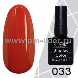 Гель-лак Shellac BlueSky (Серия М) №033