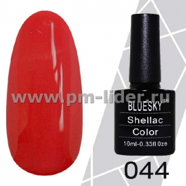Гель-лак Shellac BlueSky (Серия М) №044