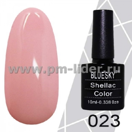 Гель-лак Shellac BlueSky (Серия М) №023