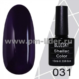 Гель-лак Shellac BlueSky (Серия М) №031