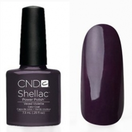 CND Shellac™ (шеллак) Vexed Violette