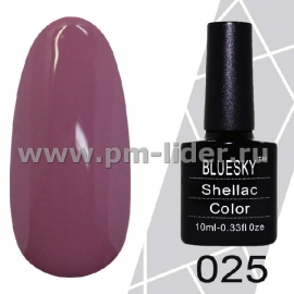 Гель-лак Shellac BlueSky (Серия М) №025