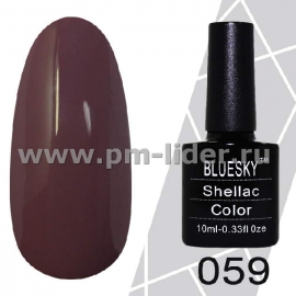 Гель-лак Shellac BlueSky (Серия М) №059